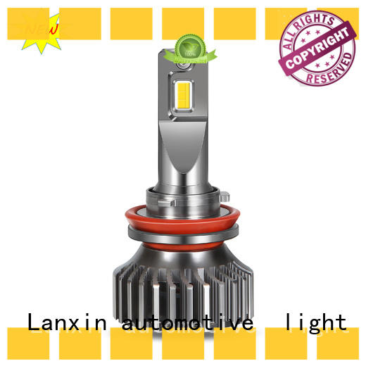 Lanxin automotive light best led headlights factory price for auto led lighting