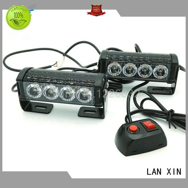Lanxin low beam strobe lights for trucks standard for cruiser