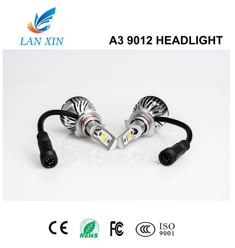 Led headlight replacement for JEEP TRUCK CAR SUV A3 9012