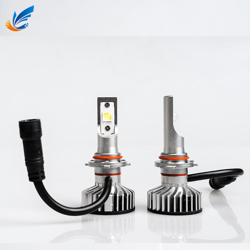 Car led headlight high quality perfect for lens 35W 6000LM A3 9006