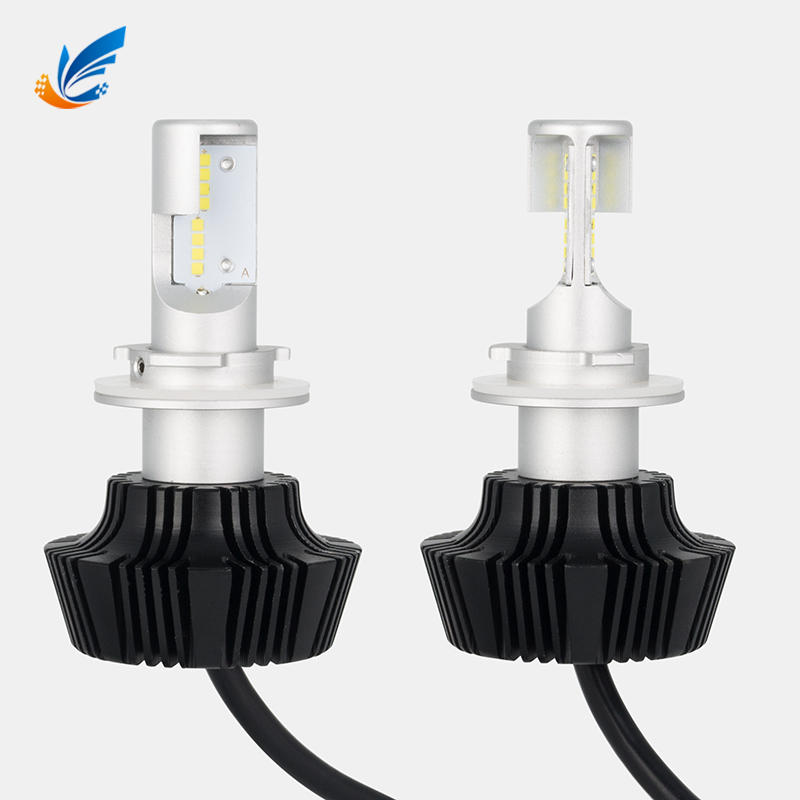 Low beam and DRL fanless high bright 6000K 7G H15