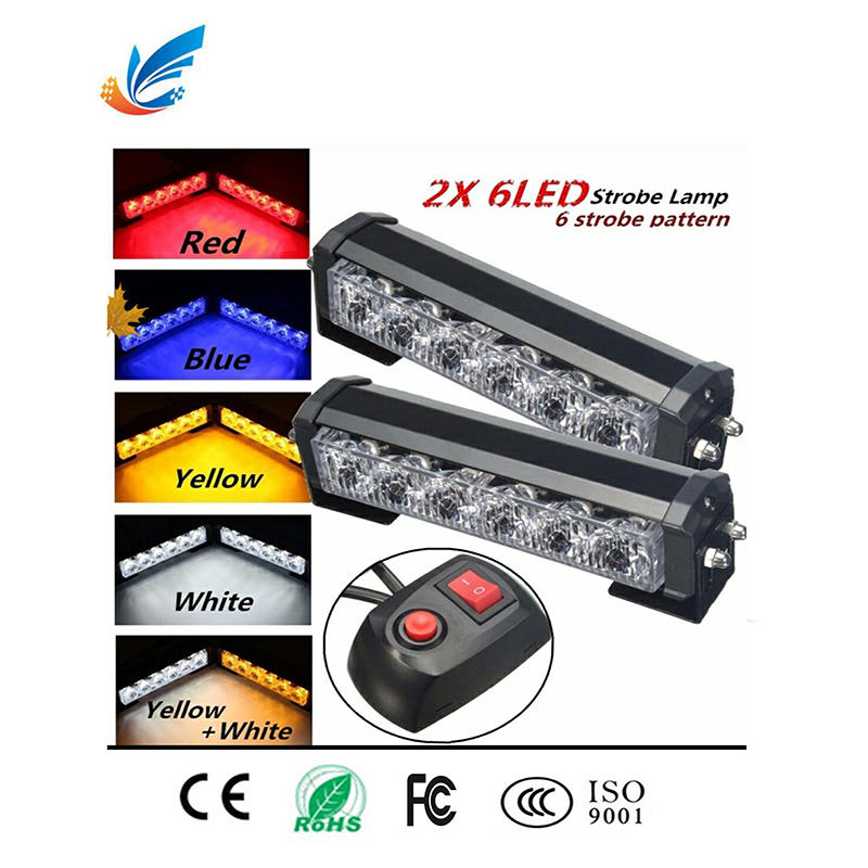 warning strobe light bar for car S1 36W