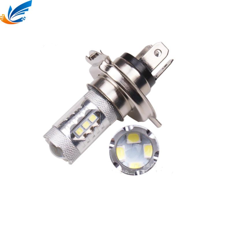 16 LED 2835 high power fog led light bulbs H4