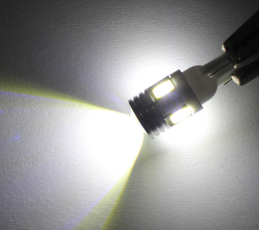 Small size good performance car tail light bulbs inner light T10
