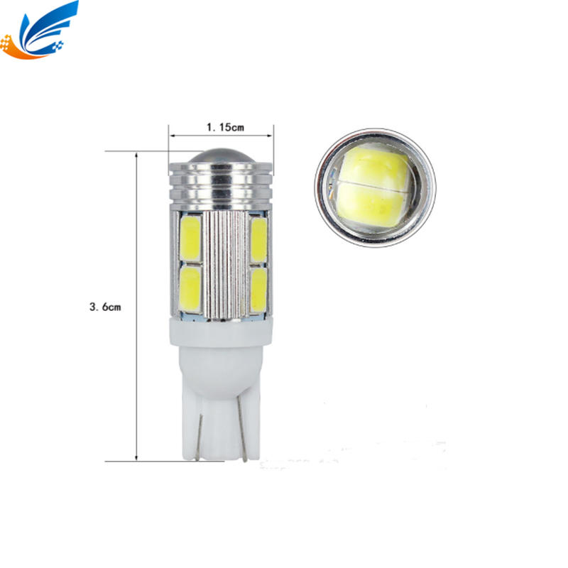 Hot sale high quality LED for interior car light DC12V T10 led