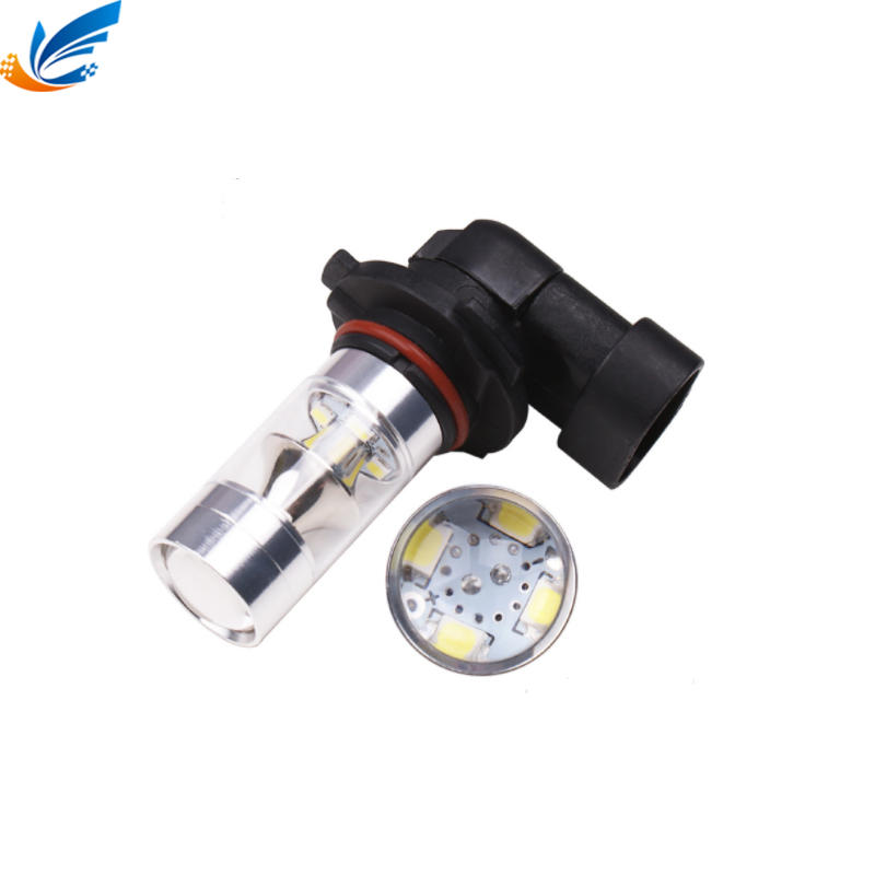 12V 6000k good quality high bright led car fog bulbs 9005