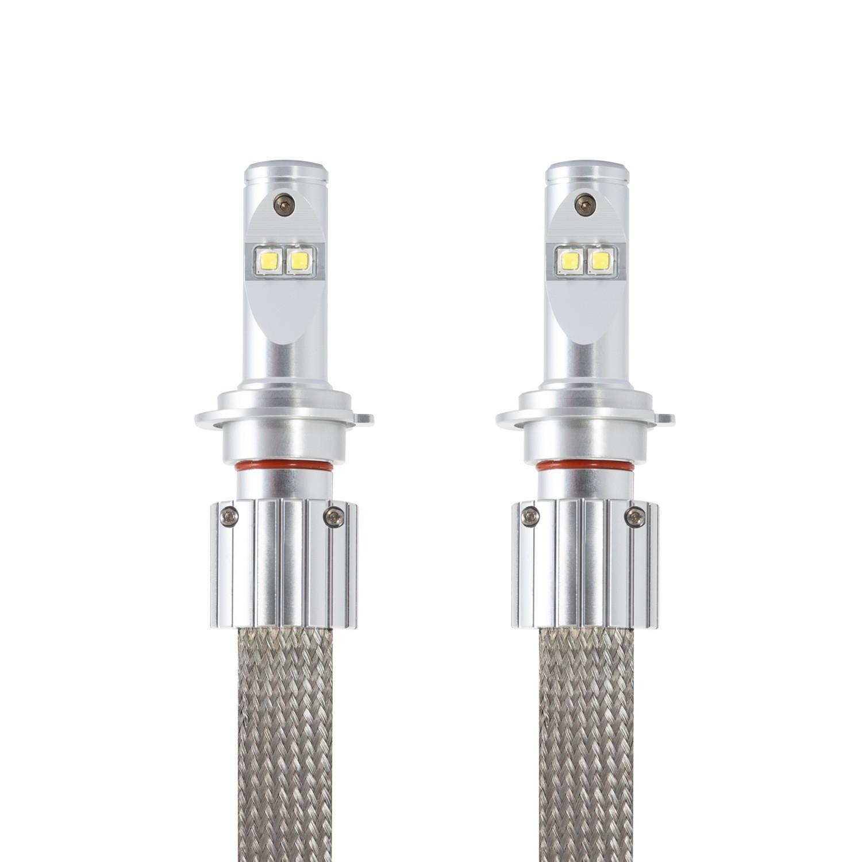 car led head light bulbs CREE 4300K 6000K kenzo V9 H7