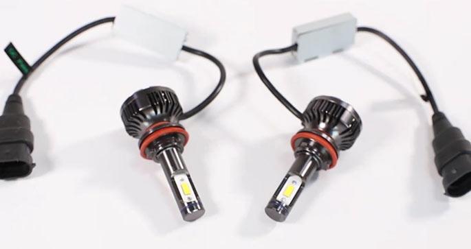 LAN XIN AUTO LED HEADLIGHT PRESENTATION H4 H7 H1 H3 H11 HHB3 HB4