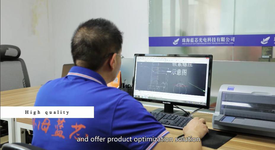 LAN XIN AUTOMOTIVE LED HEADLIGHT ODM SERVICE