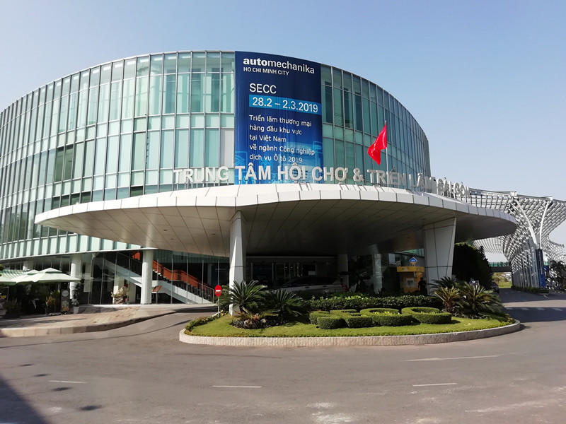 2019 HO CHI MINH AUTOMECHANIKA FAIR