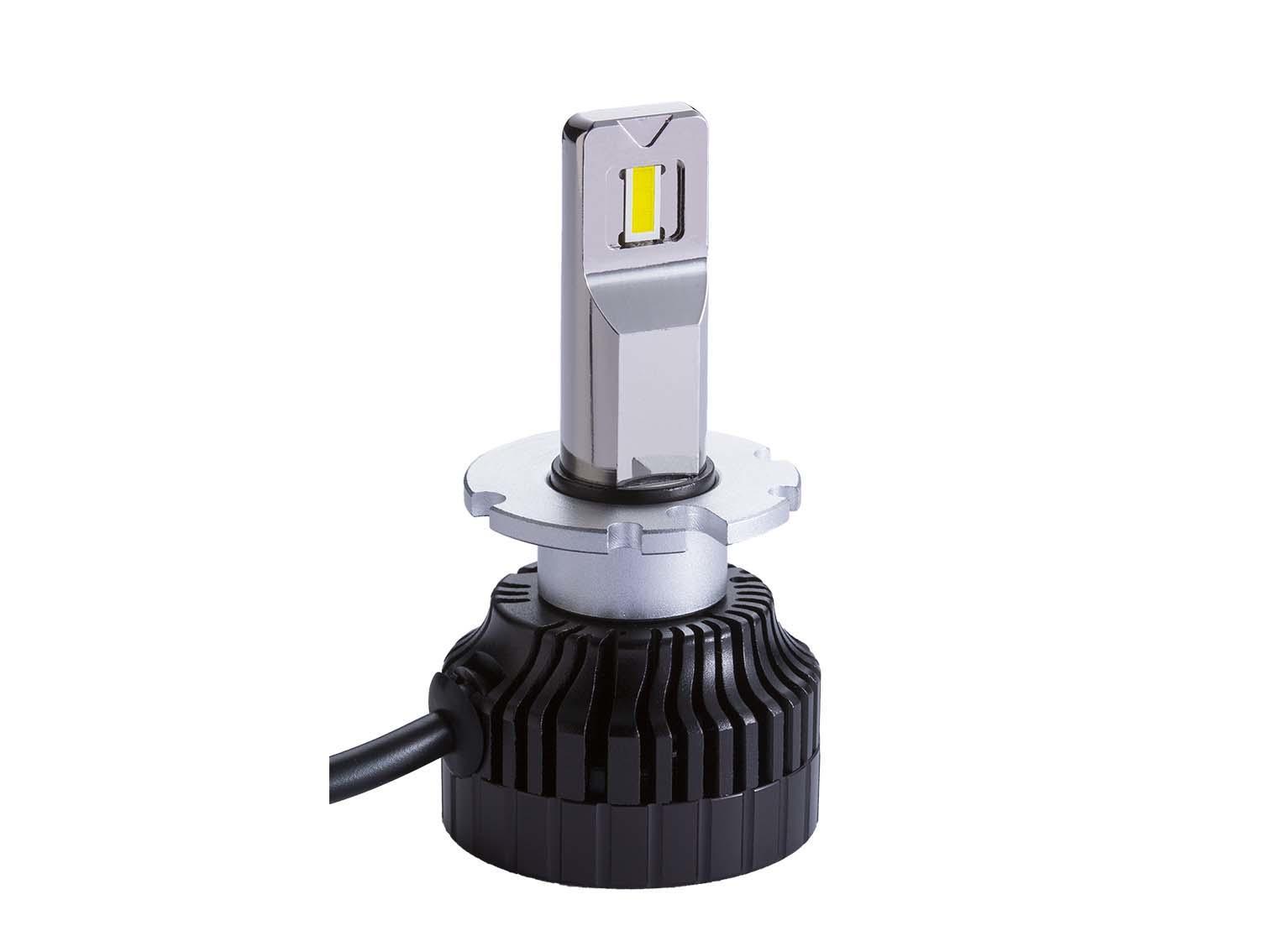 Highest power auto led headlight H7
