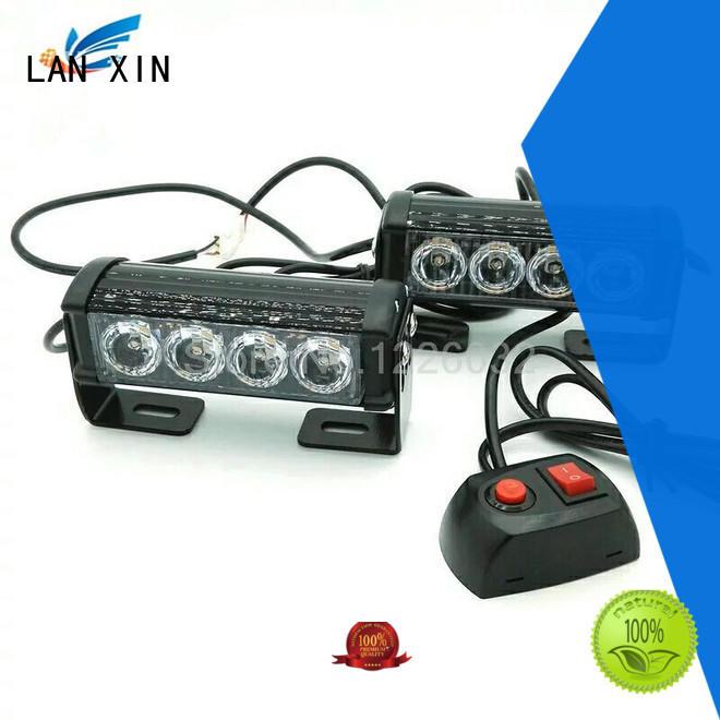 Lanxin automotive light led strobe lights customized for roadster