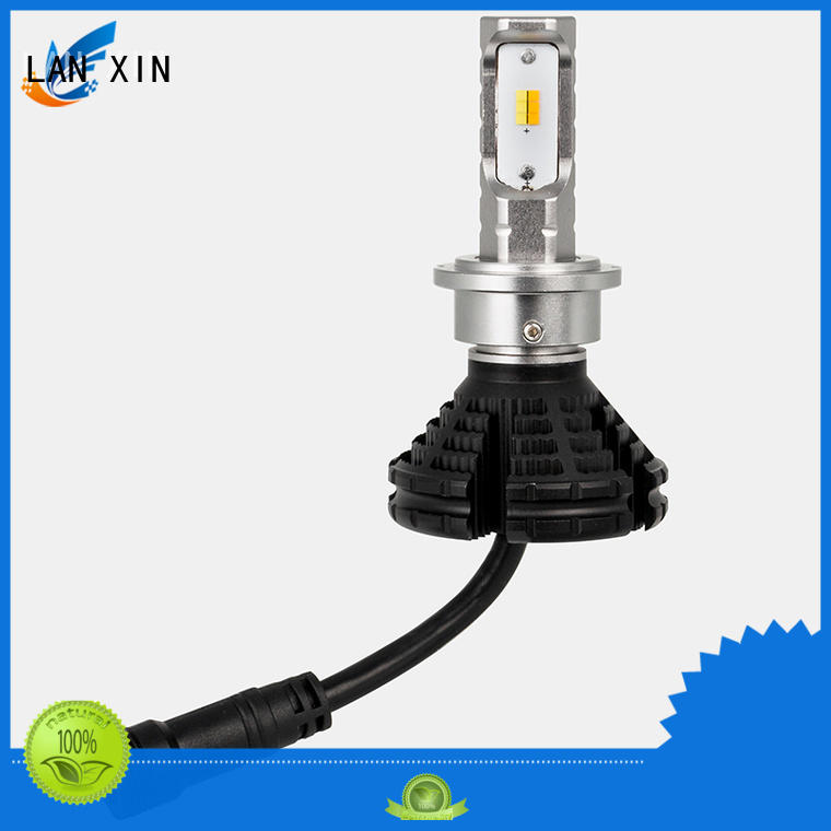 Lanxin led headlights for trucks from China for auto led lighting