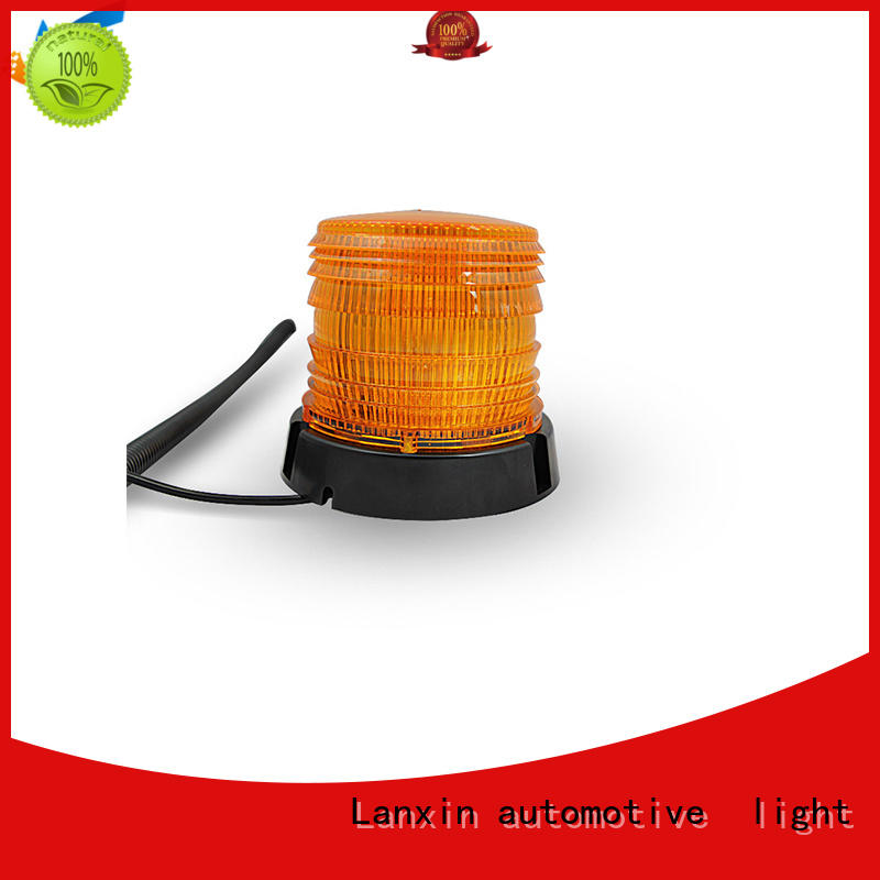 Lanxin automotive light super bright led strobe factory for scooter