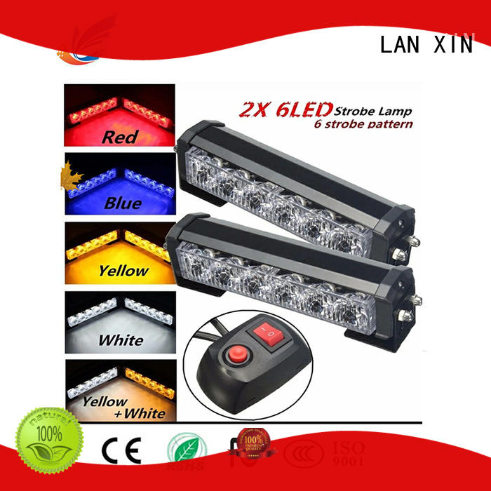 strobe lights for cars light Lanxin automotive light Brand led strobe lights