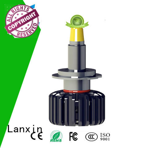 Lanxin professional led headlight conversion manufacturer for led lighting