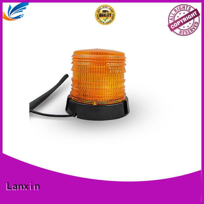 Lanxin low beam strobe flashlight standard for cruiser