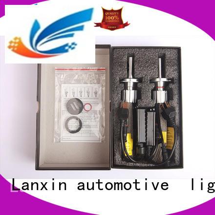 Lanxin automotive light headlight bulb replacement ROHS standard for honda