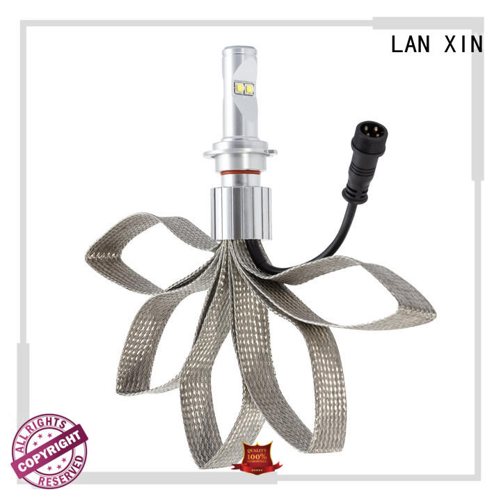 Lanxin headlight bulb replacement CE standard for cruiser