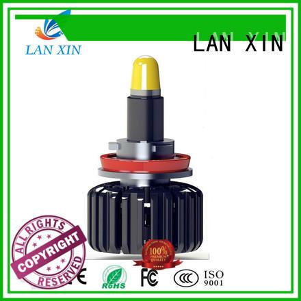 Lanxin automotive light oem headlight repair supplier for auto led lights