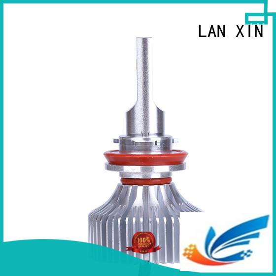 Lanxin automotive light premium quality camaro headlights supplier for auto led lighting