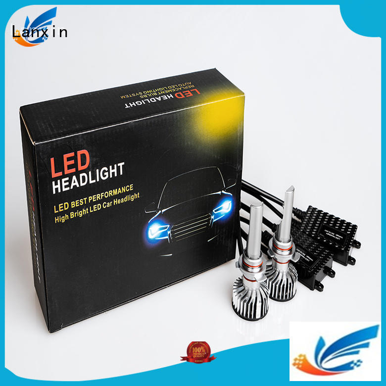 Lanxin h11 led headlight manufacturer