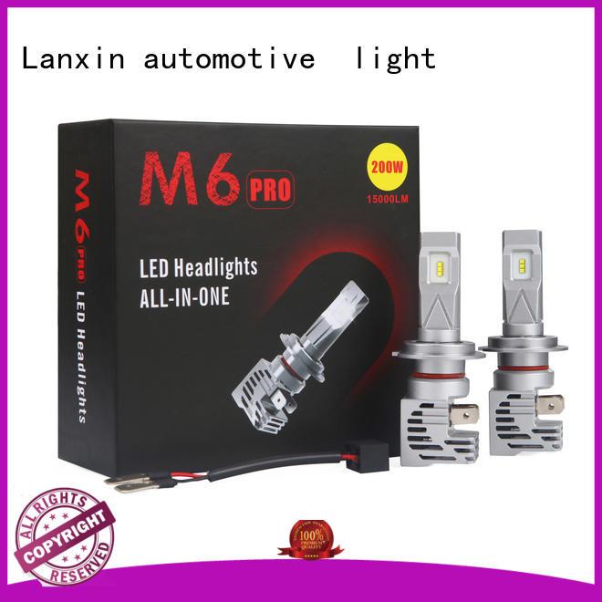M6 mini size auto hedlight