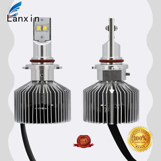 Lanxin E4 Standard design cheap headlights with good price for auto led lights
