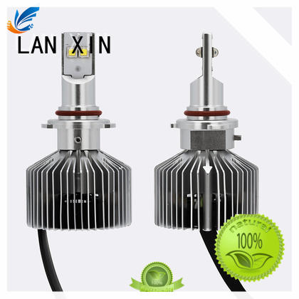 Lanxin best h7 headlight bulb with good price for vehicle