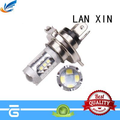 Lanxin high bright fog lights car waterproof for harley