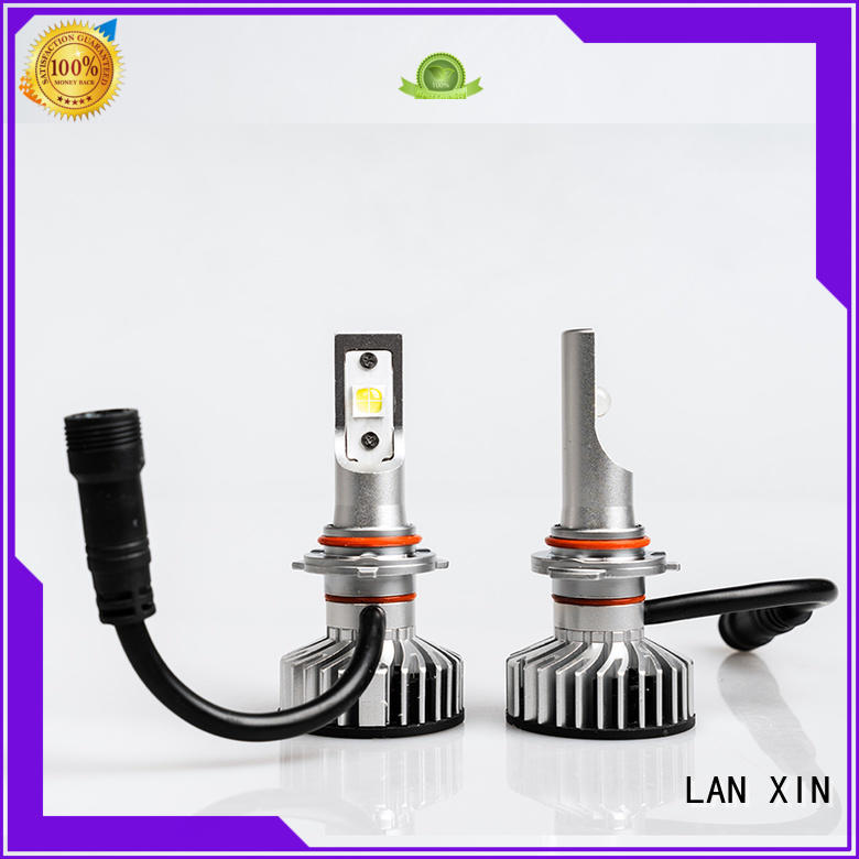Lanxin automotive light hot selling foggy headlights manufacturer for projector lens