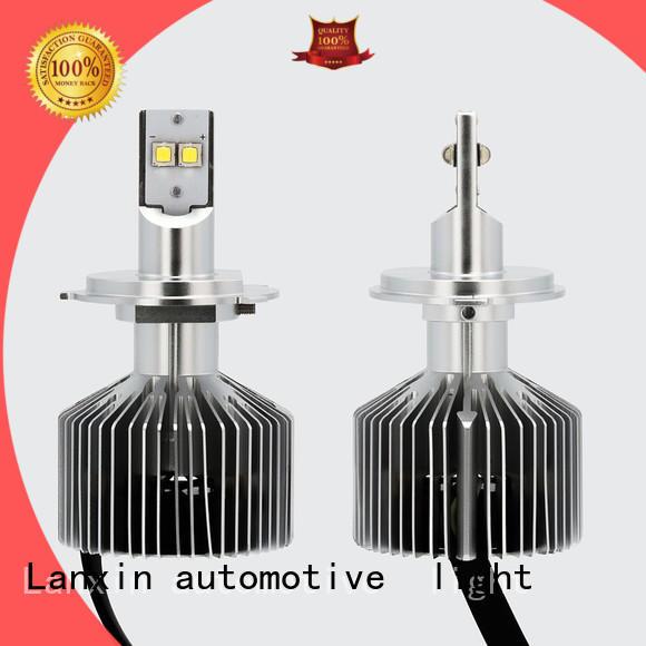 Lanxin automotive light 45w round motorcycle headlight for bike