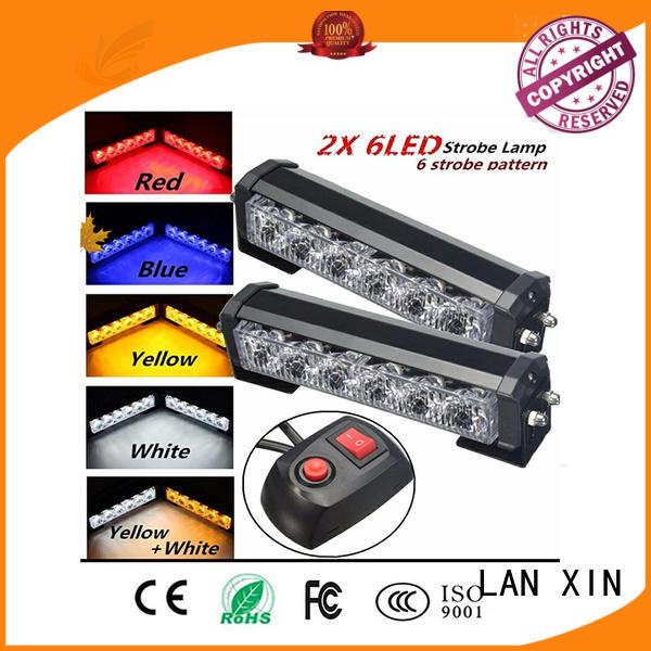 strobe lights for cars warning Bulk Buy light Lanxin automotive light