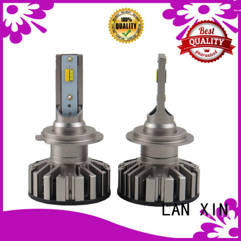 Lanxin automotive light custom headlights manufacturer for led lighting
