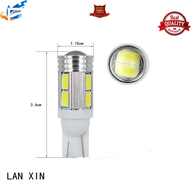 Lanxin automotive light unique patent design rear tail light bulb factory for led lighting