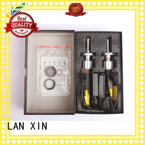 Lanxin automotive light headlight bulb replacement waterproof for scooter