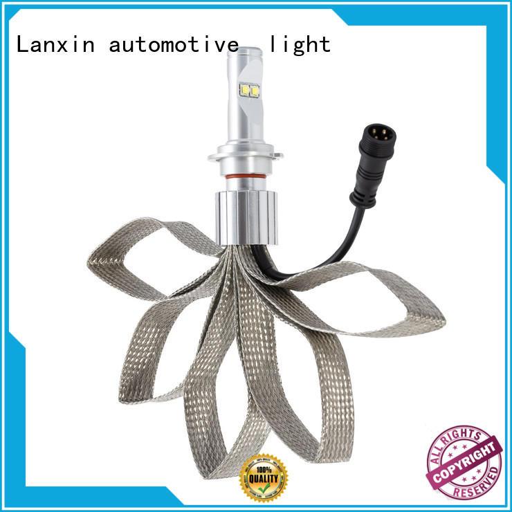 Lanxin automotive light headlight assembly waterproof for cruiser