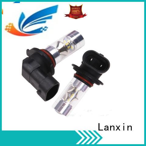 Lanxin high power fog lamp waterproof for harley