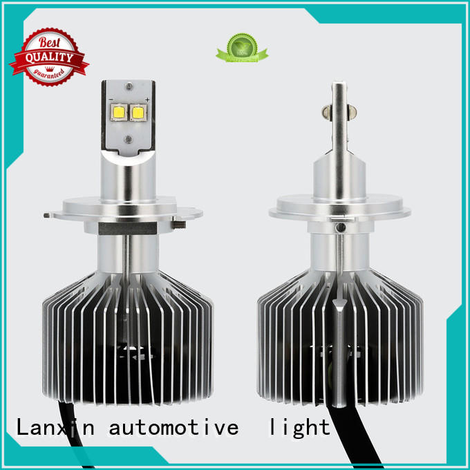 Lanxin automotive light motorcycle headlight bulbs factory for bike