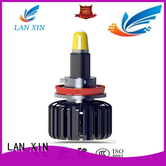 Lanxin certificated headlight repair manufacturer for projector lens