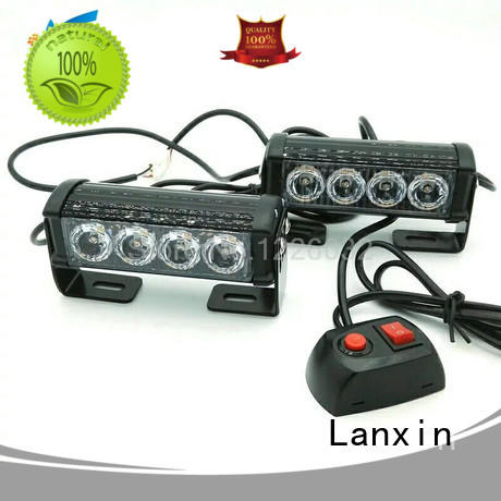 Lanxin led strobe standard for scooter