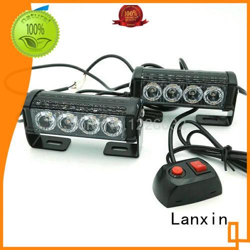 Lanxin strobe lights for trucks supplier for roadster