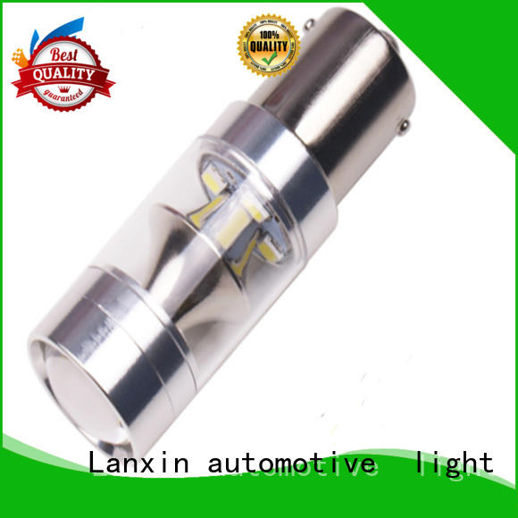 Lanxin automotive light inner led fog lights waterproof for harley