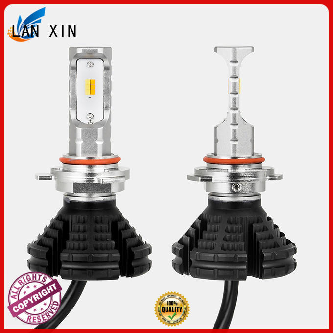 Lanxin projector headlights for cars factory price for auto led lighting