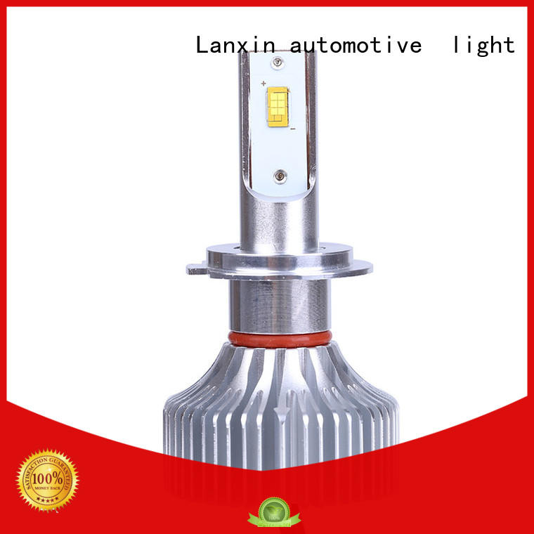 Lanxin automotive light ROHS best car headlights manufacturer for led lighting