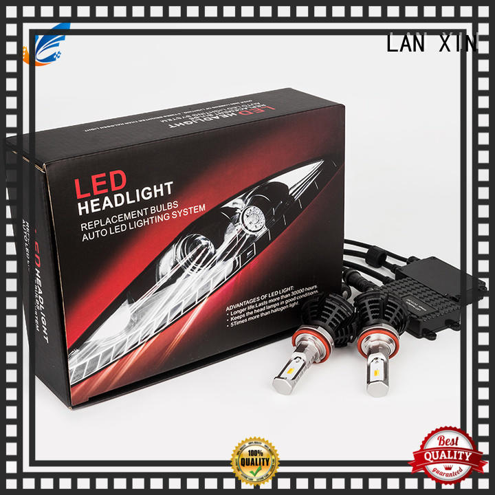 Lanxin automotive light quality headlight housing from China for auto led lighting