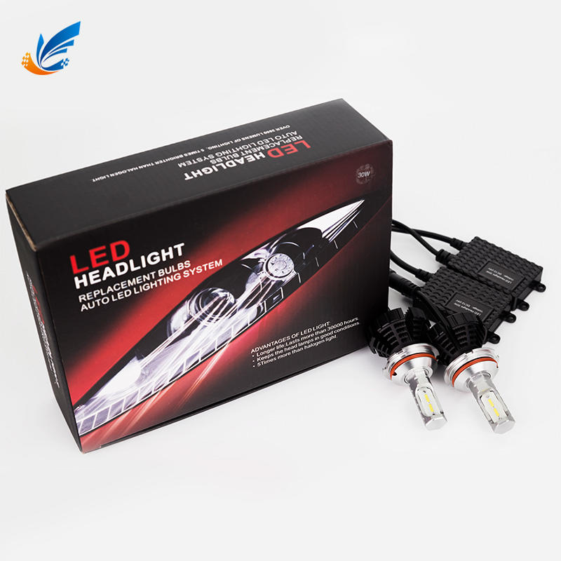 Headlight conversion car kits 12V 30W waterproof 8G 9004