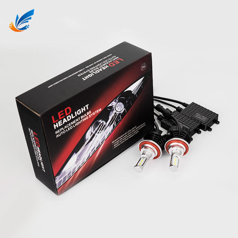 Cheap price car lightings 12V 6000LM 8G H13