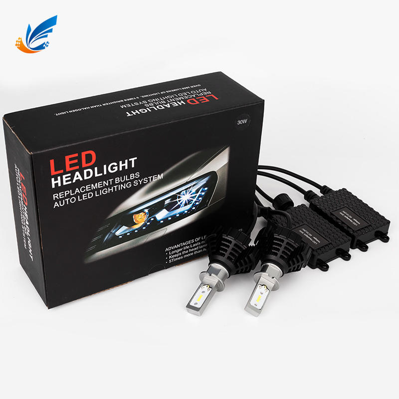 LED conversion 12v 8000lm CSP 8G H3
