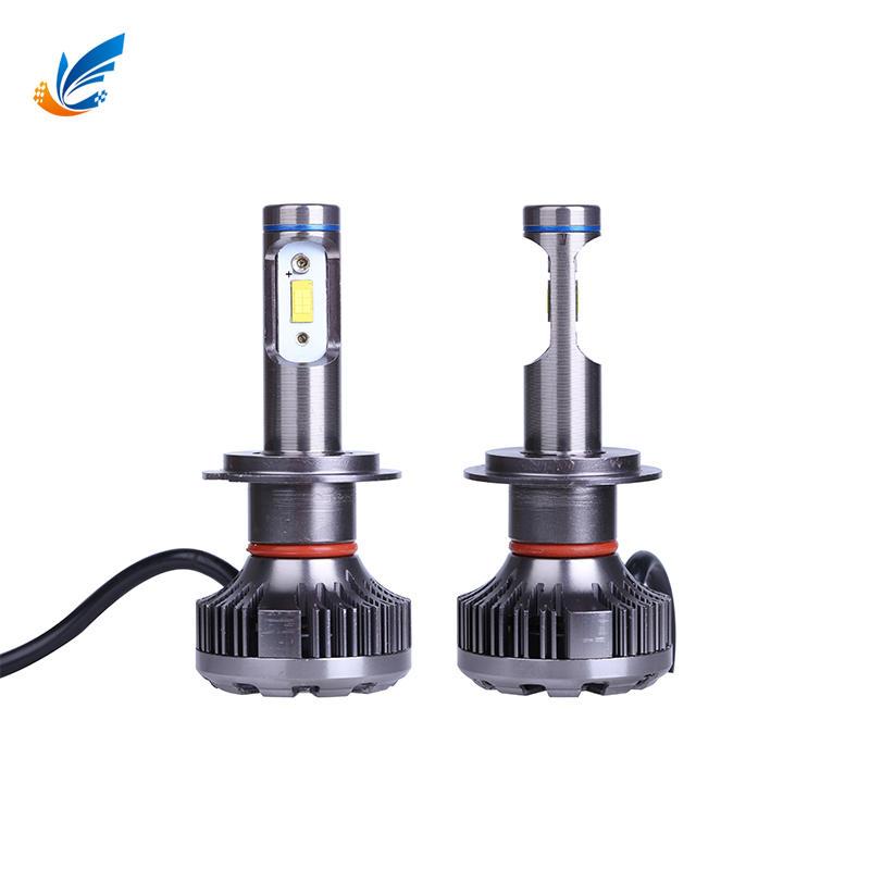 Top auto headlights lanxin factory cheap A1 H7